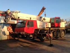 Faun ATF 60 capacity 60 ton 1999 sold to an Italian customer Grove